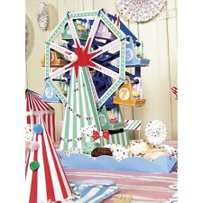 Toot Sweet Ferris Wheel Cupcake Stand Holder, Kids Party Centrepiece Meri Meri