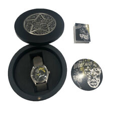 """*New In Box* FOSSIL """"THE WOLFMAN"""" LI-2512 *Only 2000 Made* Collectors Watch"""