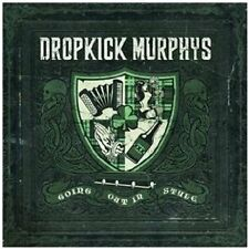 DROPKICK MURPHYS - GOING OUT IN STYLE  CD