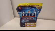 Finish Quantum Max Dishwasher Tablets Lemon 1 X Pack 45