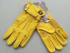 CLC Custom Leathercraft 2058 M Premium Top Grain Cowhide Work Gloves  M