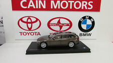 BMW 3 series F31 Touring    Sparkling Bronze 1/18th    Factory BMW Diecast