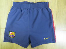 Barcelona 2012-13 home shorts Nike size infant 24-36 mnths 2/3Y