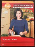 Rachael Ray - Fun and Fast (DVD, 2007, 3-Disc Set)