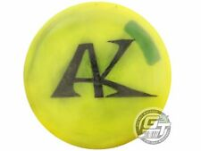 Used Latitude 64 Frost Claymore 166g Lime Ak Midrange Golf Disc