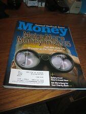 Money Magazine DEC 2014  (MAKE MORE MONEY IN 2015) 46 GREAT MONEY MAKING IDEAS