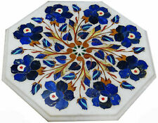 "12""x12"" Home Decor Marble Inlay Table Top"