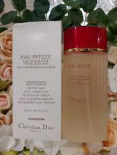 ❤️CHRISTIAN DIOR EAU SVELTE,eau de soin,Treatment Fragrance 6.8oz 200ml☆☆☆☆☆