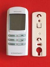 Coolair Wall Control Remote CPQ CPS Evaporative Cooler 30R1015 Braemar MAGIQCOOL
