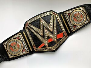 Wrestling Belt WWE Heavy Weight Championship 2 MM Thick Leather Replica Belt