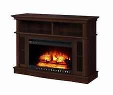 Electric Fireplace TV Stand Media Table Entertainment Center