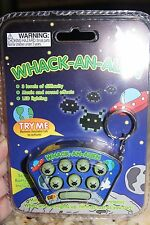 "Mini Arcade Hand Held ""WHACK-AN-ALIEN"" Arcade Classics Travel, Portable Gaming"