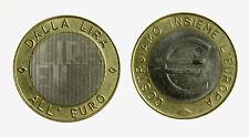pcc2128_147) Gettone Moneta DALLA LIRA ALL' EURO
