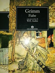 Grimm, Fiabe