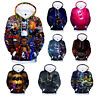 Anime Five Nights at Freddy's Hoodie Pullover Unisex Coat Casual Sweatshirts