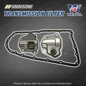 Wesfil Transmission Filter for Nissan X-Trail T31 2.0L 2.5L 4Cyl TD 2007-2020