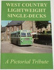 WEST COUNTRY SINGLE DECK BUSES Bristol SU LH Bus History Southern National