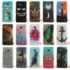 Rubber Soft TPU Silicone Back Case Cover Skin For Lenovo HTC ASUS Alcatel Phones