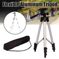 Professional Camera Tripod Stand for Digital Camera Cell Phone With Carry Bag
