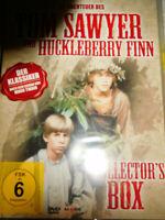 TOM SAWYER und HUCKLEBERRY FINN   KOMPLETTE SERIE    DER KLASSIKER 0419