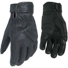 Gants marrons RST en cuir pour motocyclette
