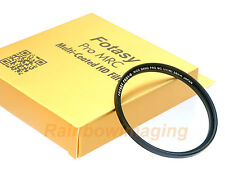 58mm MRC Multi-Resistant Coating UV HD Filter Canon 18-55mm EOS Rebel T4i T3i