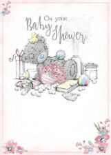 On Your Baby Shower Me to You Card