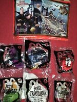 McDonalds 2012 Hotel Transylvania - Complete Set of 6 - Mint in Package- w/ BOX
