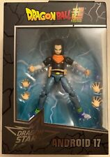 "NEW BANDAI DRAGON BALL SUPER DRAGON STAR SERIES 10 ANDROID 17 6"" ACTION FIGURE"