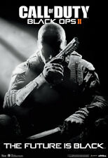 Call Of Duty Black Ops 2 Stealth Video Game Poster Poster Print, 13x19