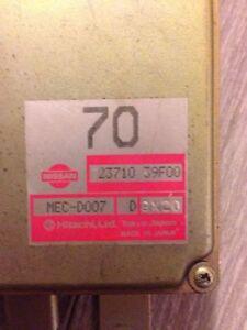 Nissan 200sx S13 Ecu Ca18det Stage 3 Chip 444cc