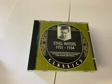 The Chronological Classics: Ethel Waters 1931-1934 3307517073525