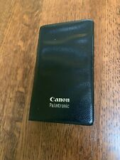 New ListingVintage Canon Model Palmtronic 8s Calculator with case