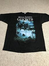 Michael Jackson Ghost T Shirt - Very Rare barn find