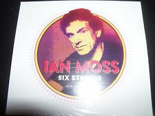 Ian Moss (Cold Chisel) Six Strings Australian Digipak CD - New