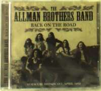 Allman Brothers Band - Back On The Road NEW CD