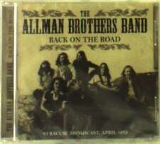 Allman Brothers Band - Back On The Road Nuevo CD