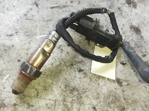 01-02 Subaru Forester Bosch Oxygen Sensor Upstream Lambda O2 #0258007018