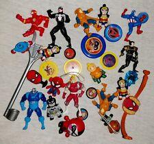 Superhero Bundle Bits & Bob's (Inc. Die cast Figures & Free Avengers Pouch)