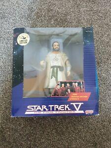 Star Trek V - Limited Edition Figure - Boxed - Sybok - Galoob - 1989