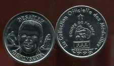 COLLECTION DES MEDAILLES CONTINENT FOOTBALL COUPE DU MONDE 99 DESAILLY  (1)