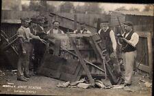 ? Bedford. Newnham Street Disaster (Salvage Corps).