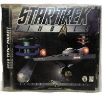 Star Trek Pinball PC Game CD-ROM 1997