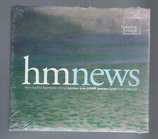 HMNEWS CD (NEUF) NOUVEAUTES JANVIER JUIN 2006/ NEW RELEASES