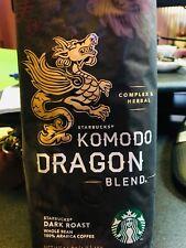Starbucks  Komodo Dragon