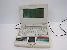 Vintage Boxed Brother PN-9000GR Super Power Note Laptop - WAR S16
