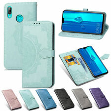 For Huawei P30 Pro Y6 Y7 Y9 2019 Nova 4/3i Mate 20 Magnetic Leather Wallet Case
