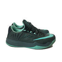 Nike Zoom Run The One Basketball Shoe Mens Size 8.5 Green Gray