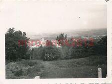 Foto, Erinnerungen a.d. I.R.46, Blick vom Kemmel, Belgien, 1940 (M)0615