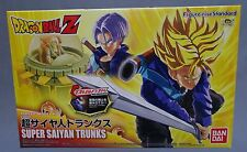 Figure-rise Super Saiyan Trunks Standard  Dragon Ball Z Model Kit Bandai Japan**
